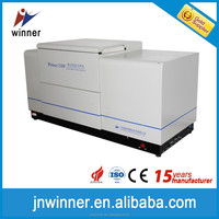 Wet & dry sampling mode Winner2308 Laser talc particle size analyzer