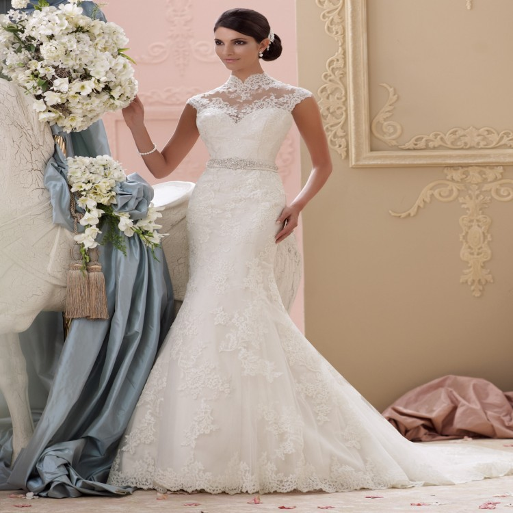 2015-New-Style-Ivory-white-Long-Lace-Mermaid-Trumpet-David