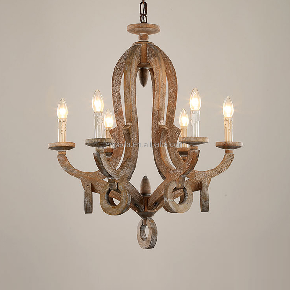 Wooden Chandelier Gallery Lighting And Guide Refrence