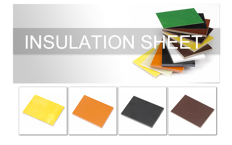 Electrical insulation resistance 5mm thickness fiberglass Insulation laminate sheet