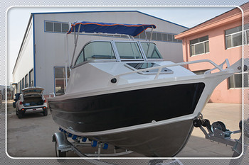 Best Price High Quality Weld Aluminum Boat 17 Feet Cuddy Cabin For Fishing Buy 17 Feet Cuddy Cabin Product On Alibaba Com