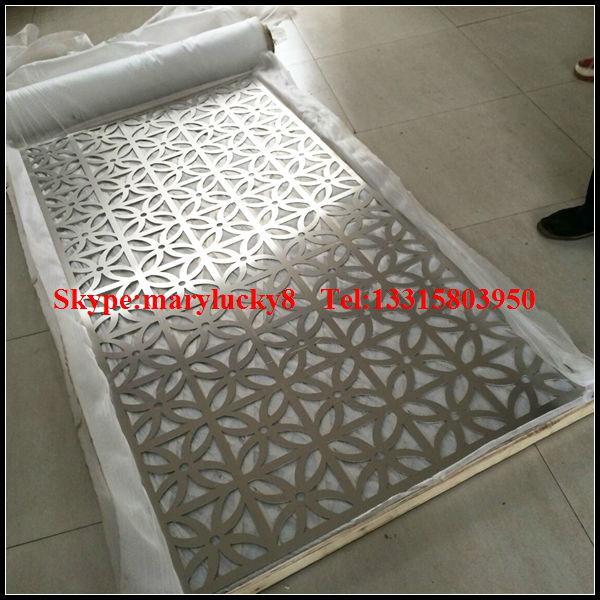 pattern metal perforated sheetdecorative perforated metal sheets for craft - Decorative Metal Sheets
