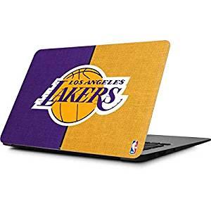 NBA Los Angeles Lakers MacBook Air 11.6 (2010/2013) Skin - Los Angeles Lakers Canvas Vinyl Decal Skin For Your MacBook Air 11.6 (2010/2013)
