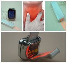 Eldly health care Medical machine blood purify low level laser therapy device