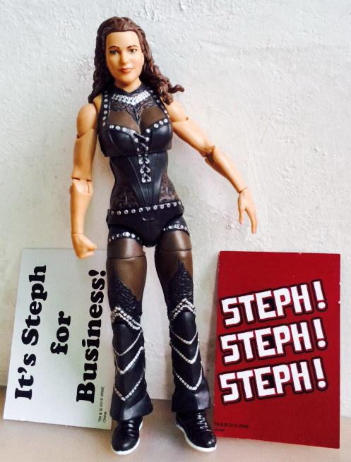 Stephanie mcmahon entrega el culo a sus fans - 2 10