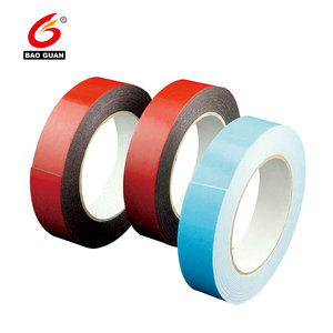 Pe Foam Insulation Tape Double Sided Adhesive Foam Tape for hook