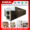 Hot air vegetable dehydrator type of fish food dryer machine