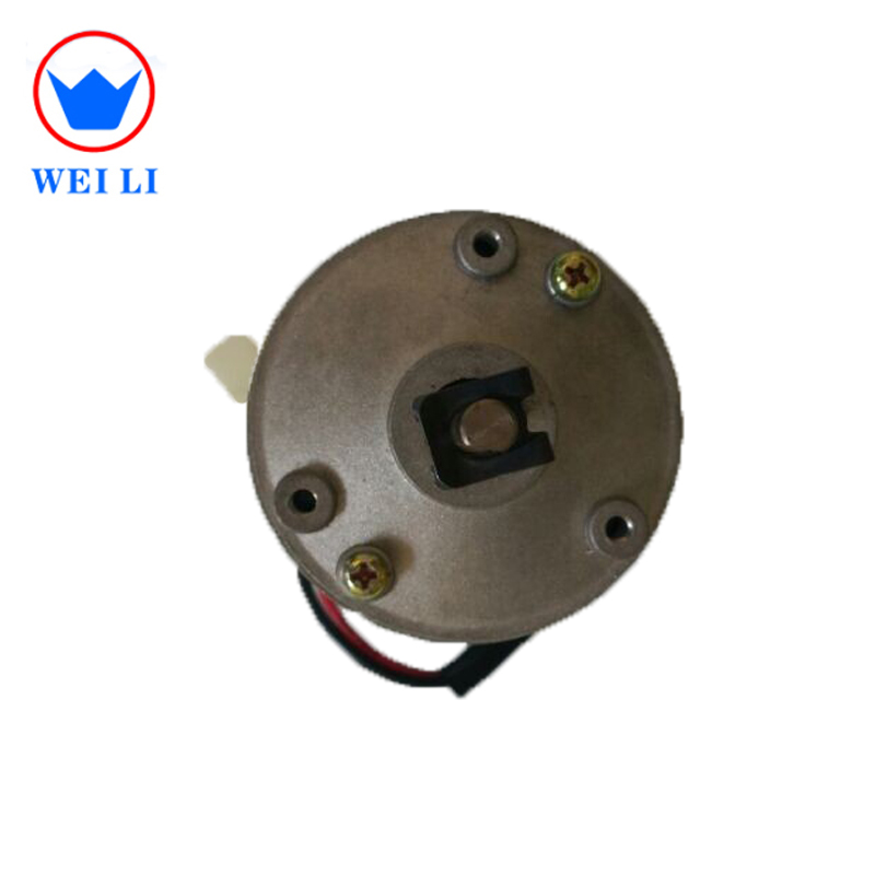 Mini roof mounted bus/truck air conditioner dc centrifugal fan motor 24v dc motor with high speed