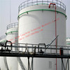 Professional manufacturer of complete design, construction and installation of storage tanks, tank area