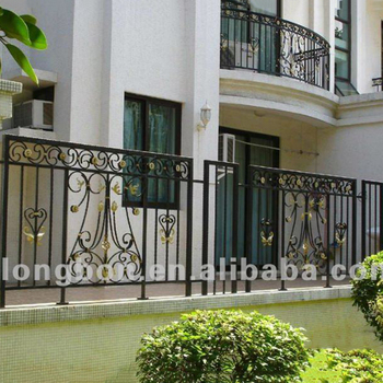 Wrought Iron Fence For Garden House Home