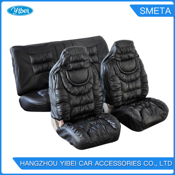 High Quality Luxurious Leather Car Seat Cover