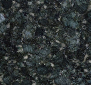 Verde Butterfly Green Granite Slabs Tiles