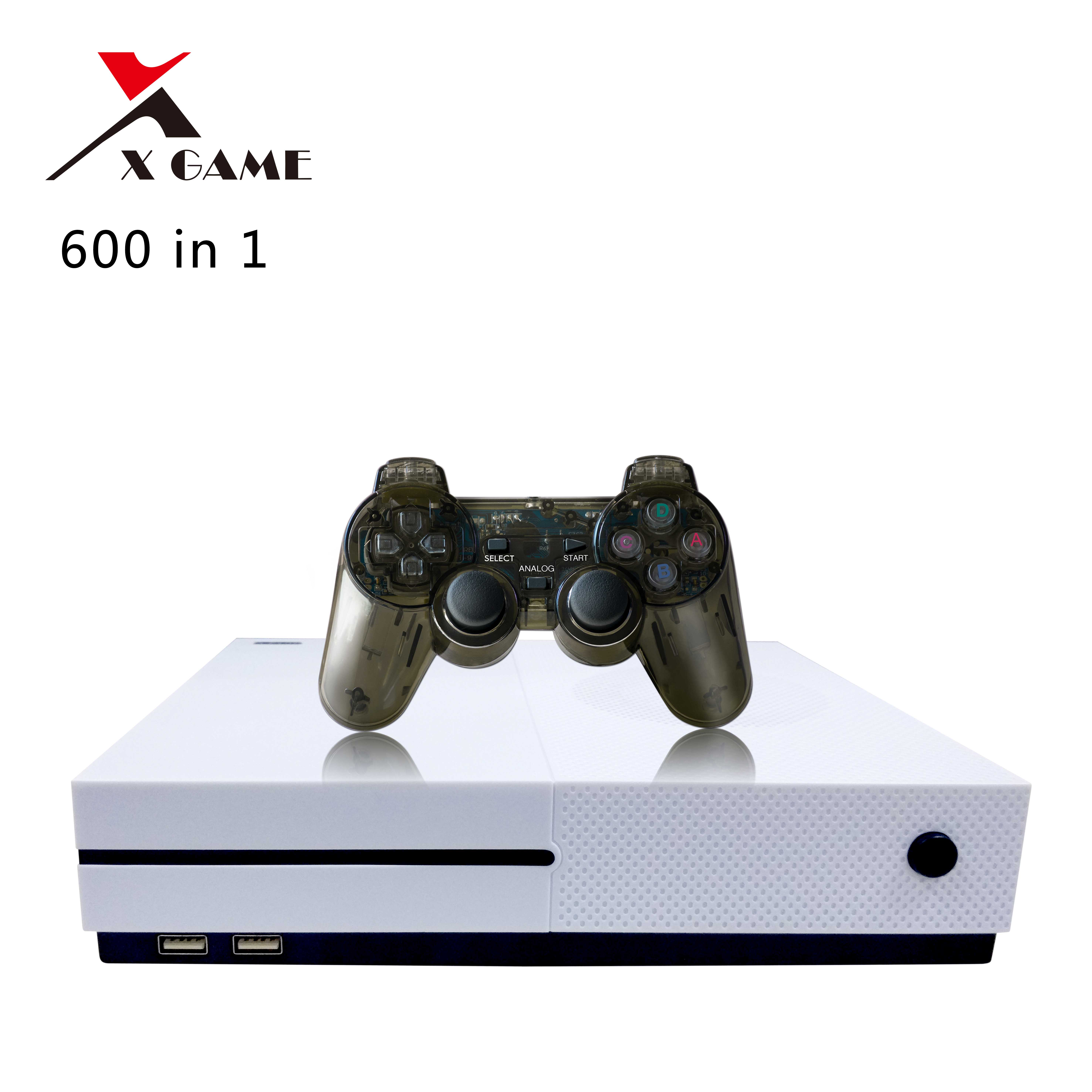 64 Bit Video Game Console Free Film Download With Dual Blue Controllers -  Buy Blue Film Video Download,X-game,Hd Video Free Download Product on