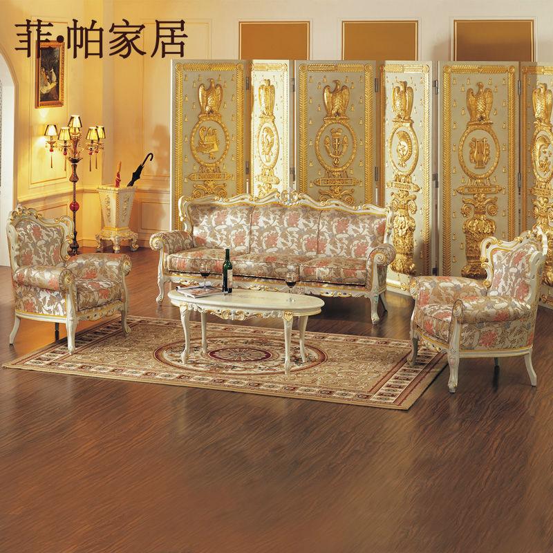 antiguos muebles de estilo barroco europeo de marcas de muebles italianos