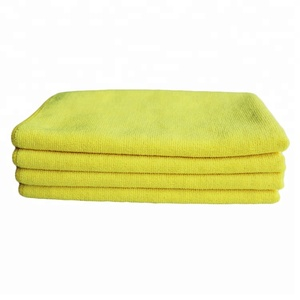 Hot sale kitchen towels dish microfiber multipurpose terry cloth factory