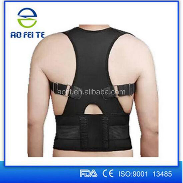 best selling 2017 amazon Posture Corrector Brace Bad Back Lumbar Problems Good Proper Support