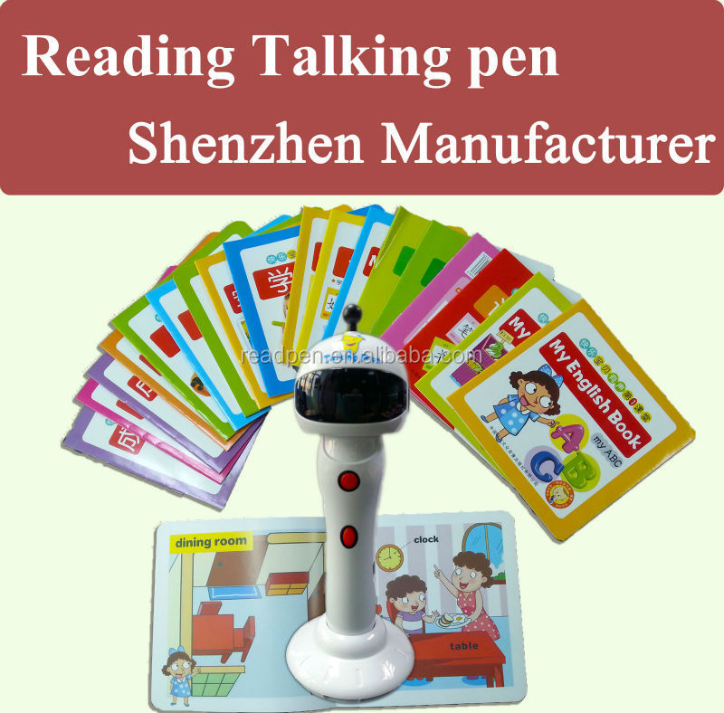 <XZY>Kids Reading pen Learning Languages