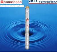 4SD quality 4 inch diameter water submersible pumps