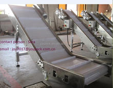 movable belt conveyor to equip with vertical packaging machine