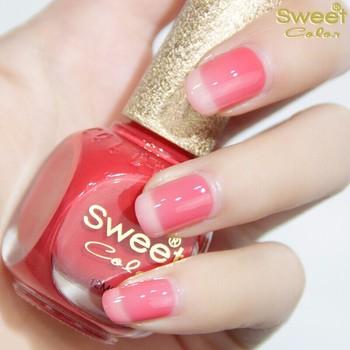 Sweet color temperature change nail polish /change color nail polish/color  change nail polish, View temperature change nail polish, sweet color ...