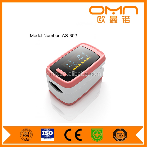 Color OLED Screen Clinic Fingertip Pulse Oximeter Home Care Exercise Blood Oxygen Saturation SpO2 Pusle Monitor 4 ways Display
