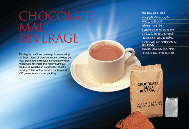 Chocolate Malt Beverage