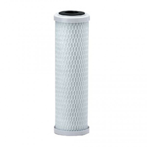 refillable spare parts for water treatment filters post cto activated carbon filter water filter cartridges