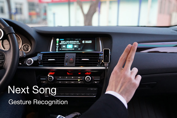 Hotselling ZBOX Z2/Carplay Nirkabel/Gesture Recognition/Android Auto/Airplay/Carplay