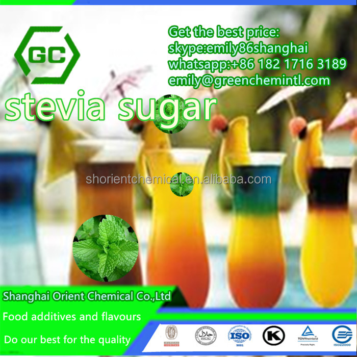 international price for stevia sugar