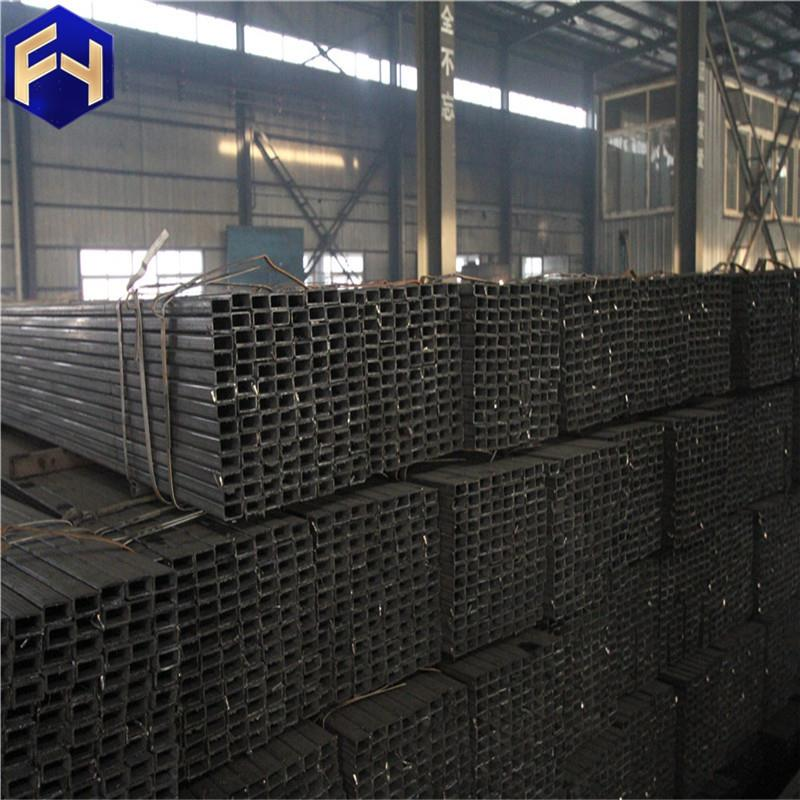 china supplier ! 100*100 80*60 pipe black square steel tube product on alibaba.com