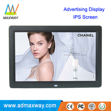 super slim video blue film digital picture frame 12 inch video photo