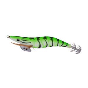Luminous Hard Fishing Lures Shrimp Prawn Squid Jigs