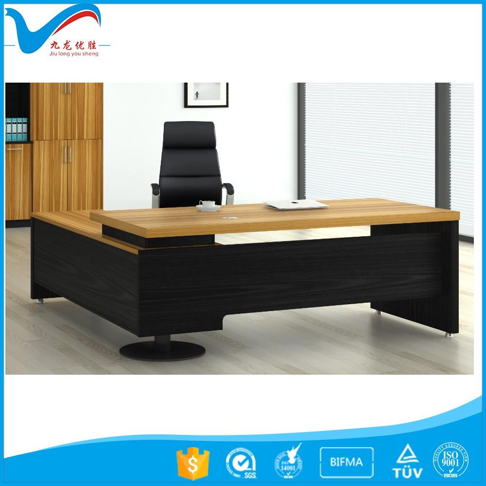 Venta al por mayor escritorio de rinconera compre online for Muebles de oficina en l