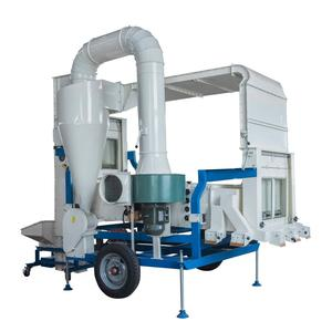 SYNMEC Seed Grain Cleaning And Processing Machinery