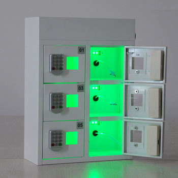 6 Door Usb Outlet Pinpad Lock Locker Cell Phone Charger/ Multi Phone  Charging Station/ Mobile Phone Lockers - Buy Mobile Phone Charging Locker,Charging  Locker,Multi Phone Charging Station Product on Alibaba.com