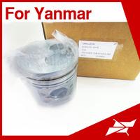 4TNE94 4D94E 94mm piston for Yanmar excavator diesel engine spare parts