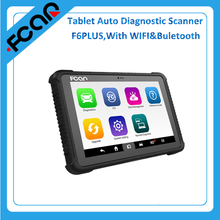 car diagnostic tool F6PLUS auto diagnostic system with WIFI and Bluetooth