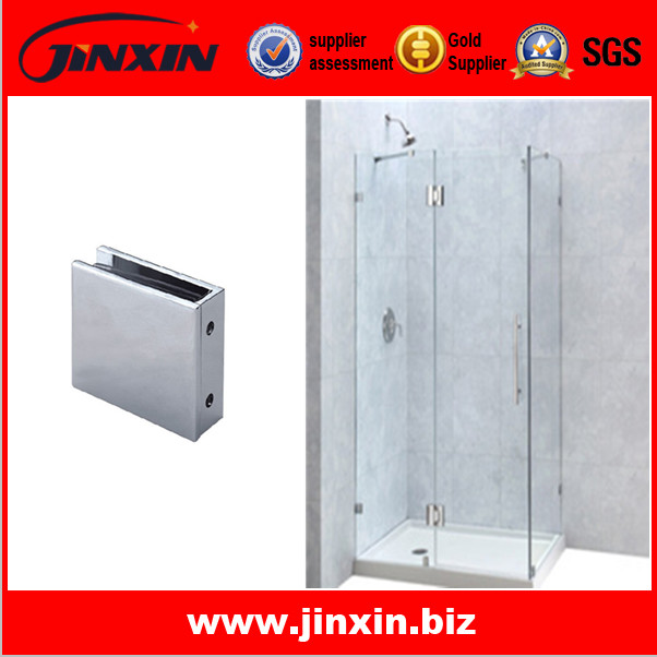 Glass to wall bracket or glass hinge glass clamps for shower