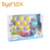 Newest Arrival Soft Non-Toxic Vegetable bath toy organiser