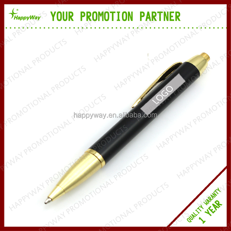 Promotional gift metal erasable ball point pen , MOQ100pcs 0207078 One Year Quality Warranty