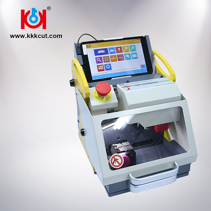 China High Security Key Cutting Machine Auto Smart Locksmith Tools