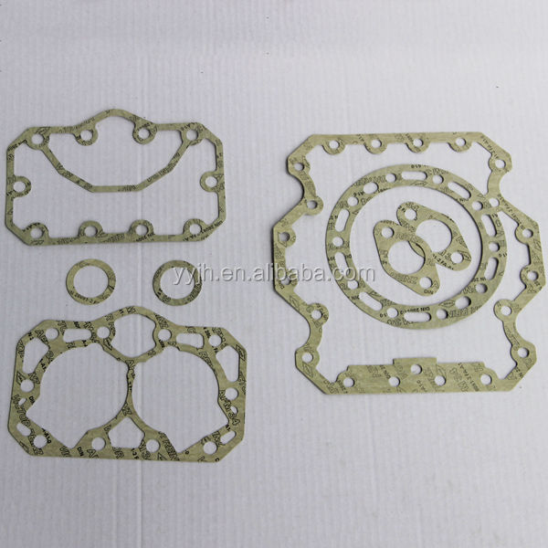 Bizter compressor gasket repair kits , high qualtiy Automotive Gaskets for Yutong/full complete gasket sets China wholesale