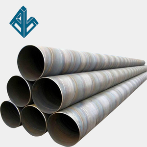 Api 5l X42 X60 X65 X70 X52 800mm Large Diameter Ssaw Carbon Spiral Welded Steel Pipe/Lsaw/ssaw Spiral Welded Steel Pipe
