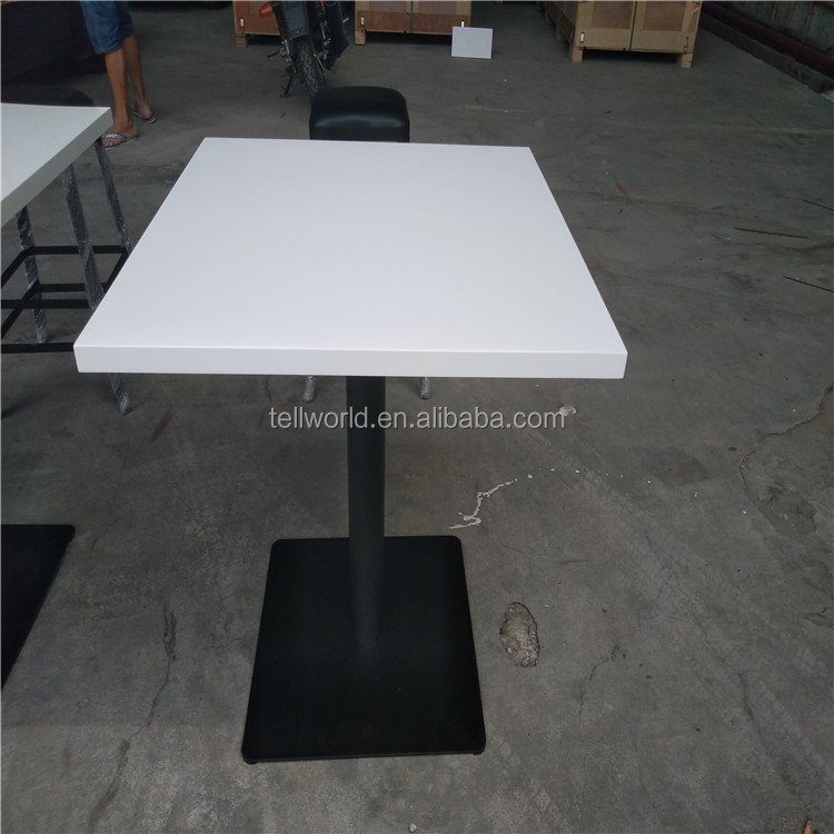 china acrylic solid surface cyber cafe furniture