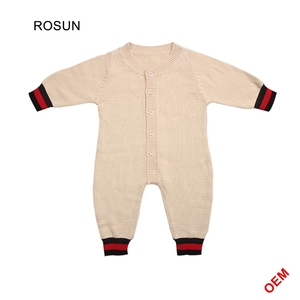Guangzhou factory white hand knit wool designs baby boy sweater