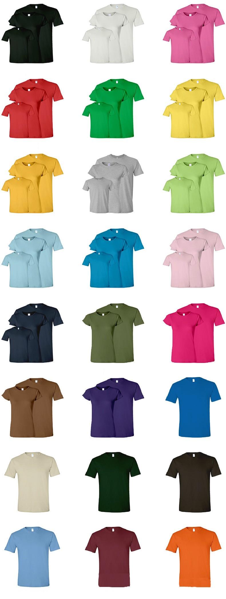 उच्च गुणवत्ता 100% कपास अमेरिकी आकार ओ-गर्दन पुरुषों की oem लोगो सादे रिक्त टी शर्ट टी शर्ट टीशर्ट्स थोक