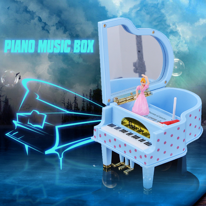 Music Box Maker Custom Piano Wood Music Boxes Wooden Personal Music Box  Dancing Doll - Buy Festival Gift,Model Toy,Music Box Product on Alibaba com