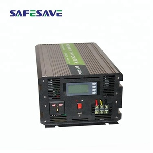 Smart Series Pure Sine Wave 4000W 12/24/48VDC dc to ac solar inverter