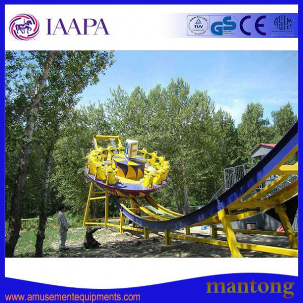Newest Thrilling Rides Import From China Amusement Park Games