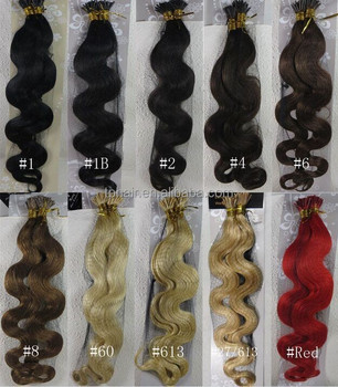 Top quality great 12 34 inch length i tip keratin human hair top quality great 12 34 inch length i tip keratin human hair extensions hair pmusecretfo Choice Image